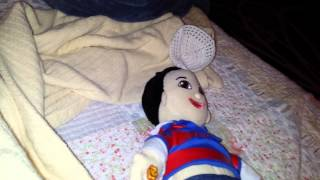Muslim doll Yousef playing with Zaid