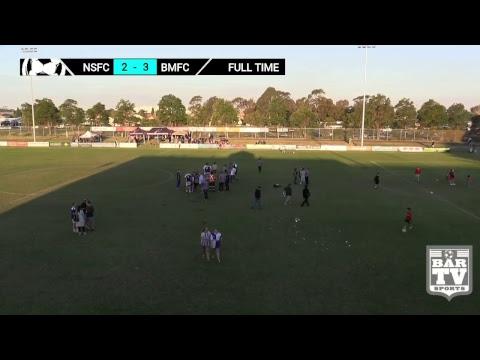 2017 Zone Premier League Premier League - Newcastle Suns FC v Beresfield USSC