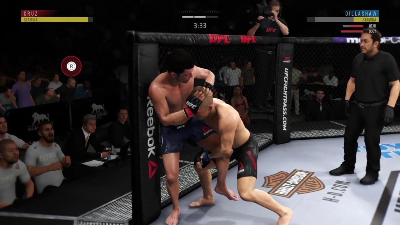 ea ufc 3 special moves guide cruz tj and gaethje youtube rh youtube com EA Sports MMA Career Mode EA Sports MMA Career Mode