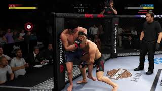 EA UFC 3 - Special Moves Guide (Cruz, TJ and Gaethje)