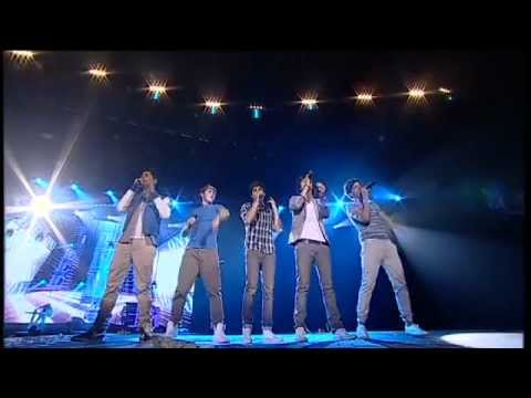 One Direction - One Thing (Live At The Jingle Bell Ball 2011).