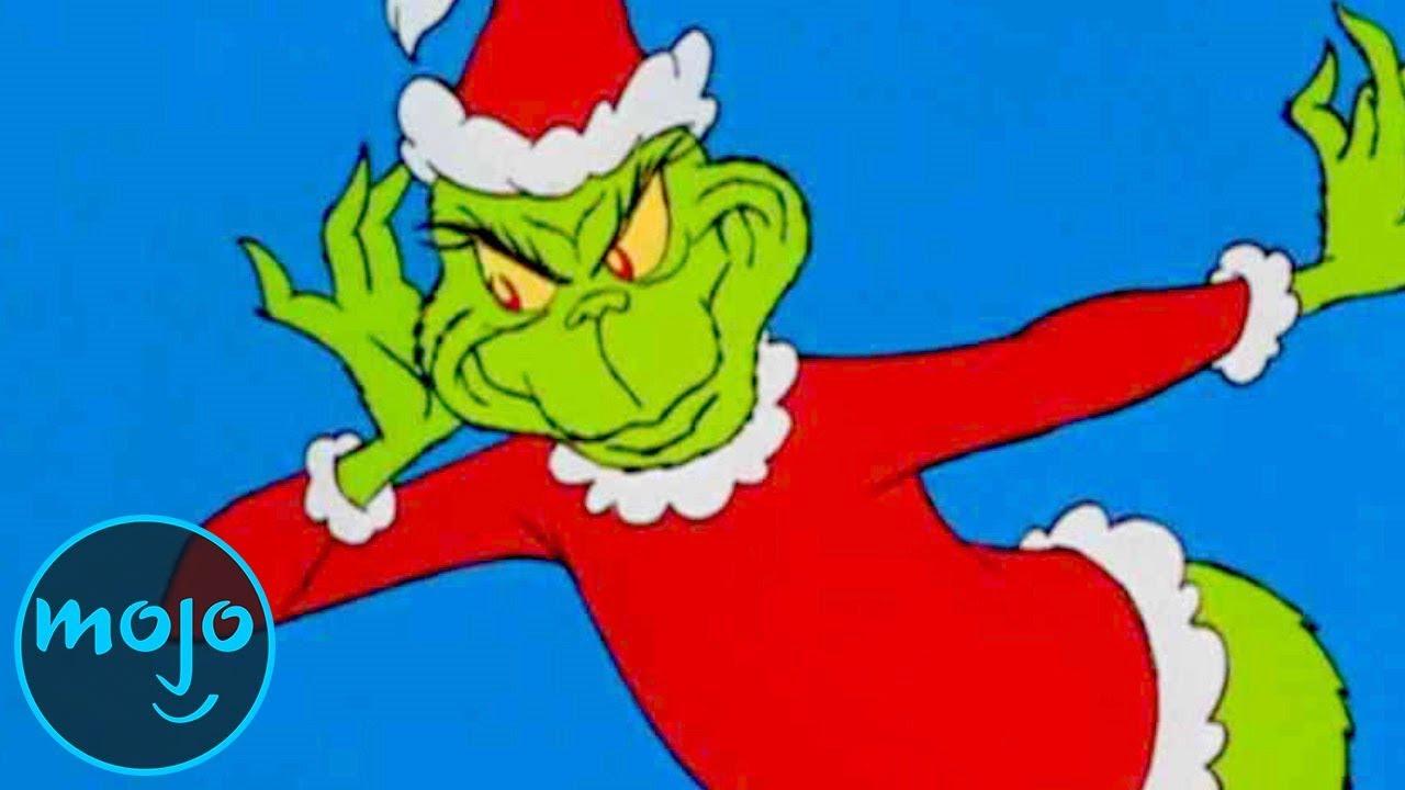 Top 10 Animated Christmas Movies - YouTube