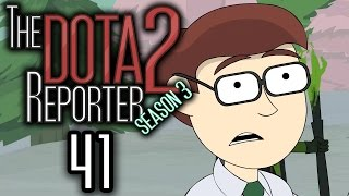 The DOTA 2 Reporter Ep. 41: All Pick [Season 3 Premiere]