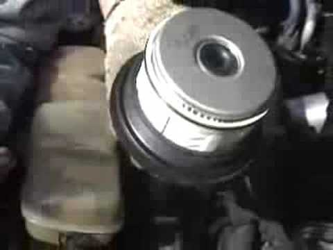 Ford fuel filter replacement