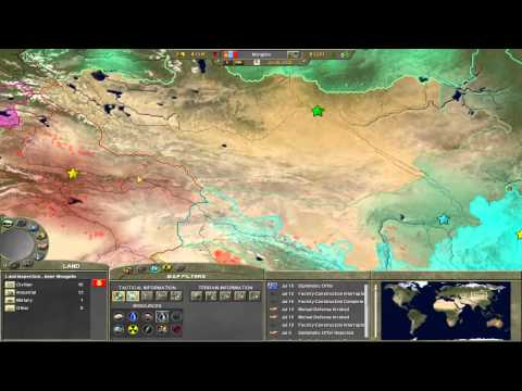 Supreme Ruler 2020 - The Great Mongol Empire - Part 1  