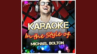 Jack Sparrow (Clean) (In the Style of Michael Bolton & The Lonely Island) (Karaoke Version)