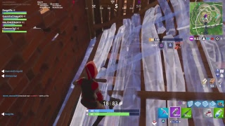 Mom trying to improve at Fortnite this is my 1st online game :)