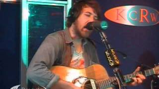 "Fleet Foxes performing ""Grown Ocean"" on KCRW"