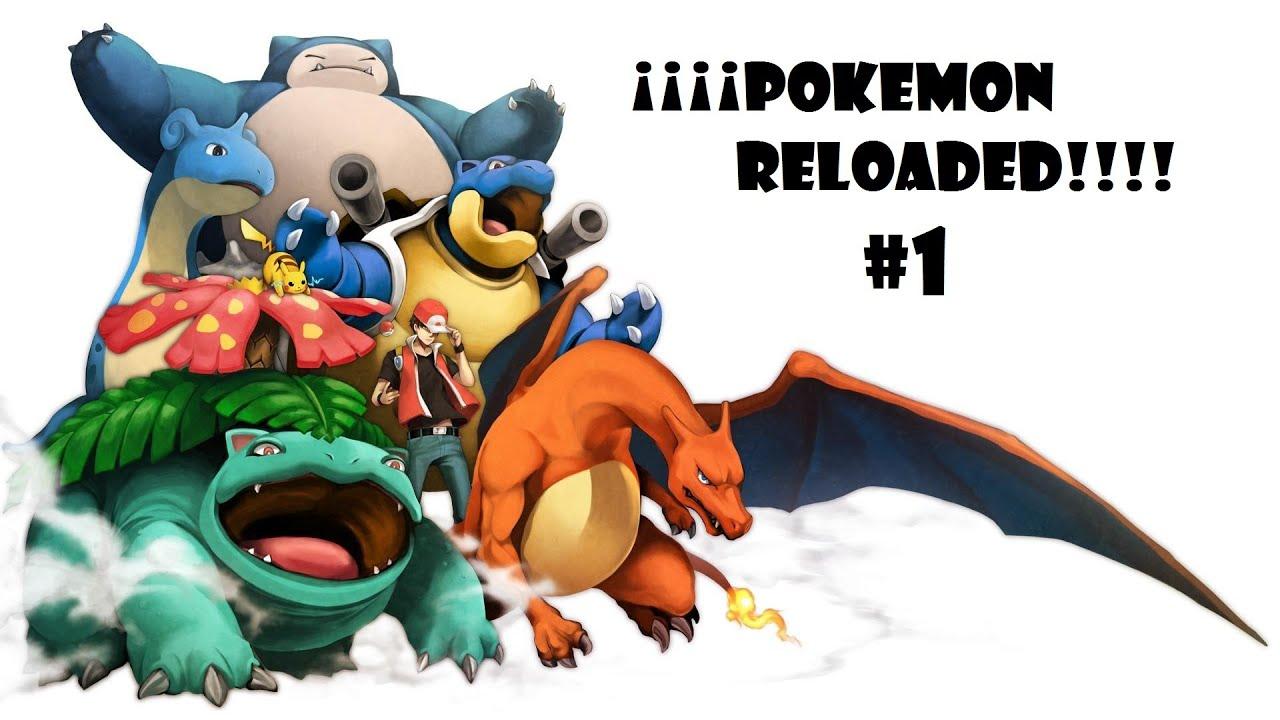 1 pokemon reloaded empezando la aventura link de for Gimnasio 8 pokemon reloaded