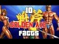 10 Golden Axe Facts