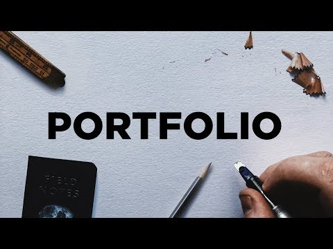 5 MIND BLOWING Portfolio TIPS! | Graphic Design