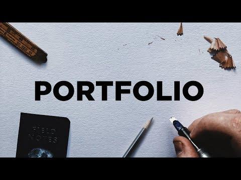 5 MIND BLOWING Portfolio TIPS!   Graphic Design