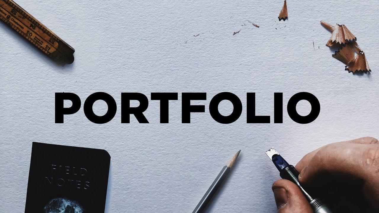 5 mind blowing portfolio tips graphic design youtube for Immagini design