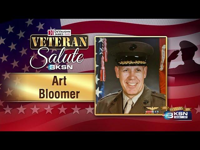 Veteran Salute: Art Bloomer