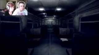 Ужасы с нами : Поезд - Инди Хоррор