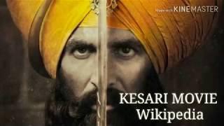 Kesari Movie Wikipedia