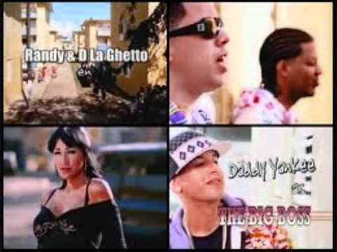 [ Acapella ] Sensacion del bloque - Randy ft. DeLaGetto.