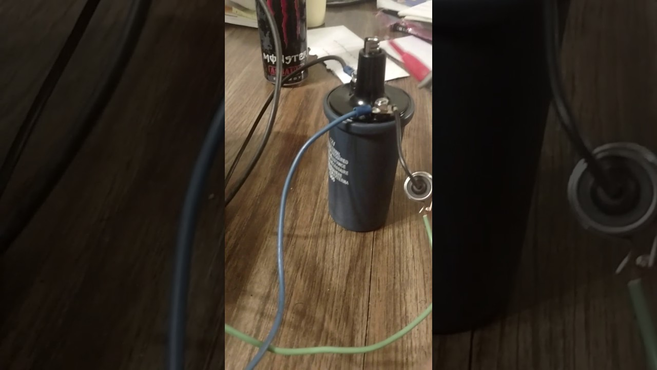 Homemade Electric Fence Energiser Youtube