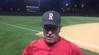 Jeff Jenkins Thoughts on Anderson Win 4/21/15