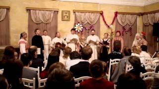 Sirin Ensemble, fragment of Christmas concert (9.01.2011)
