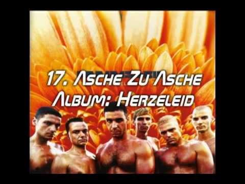 Top 25 Rammstein Songs