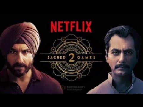 Download Full HD-Sacred Games | Season 2 | Netflix