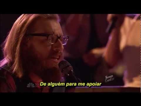 The Voice - Nicholas David: Lean on Me (Legendado)