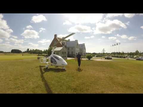 BeyondHD Aerial Filming UAV & Gyrocopter by Keith Harding