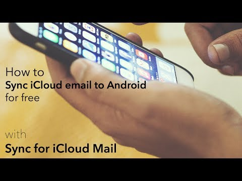 Sync ICloud Email To Android With Sync For ICloud Mail