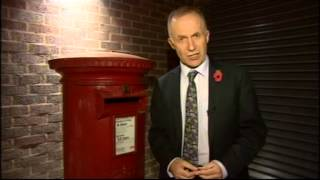 Gloucester / Shrewsbury: Royal Mail post to be axe sorting office