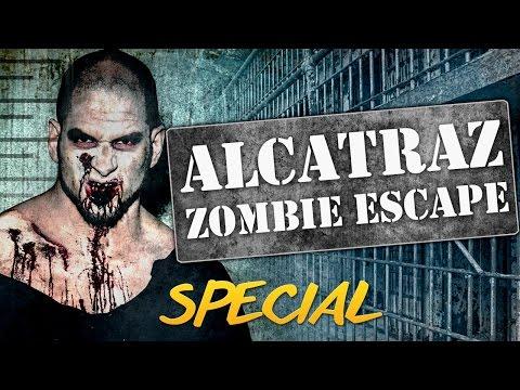 ALCATRAZ ZOMBIE ESCAPE - SPECIAL ★ Call Of Duty Zombies Mod (Zombie Games)