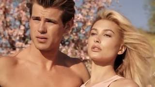 Behind the Scenes: GUESS Jeans Fall 2016 Campaign feat. Hailey Baldwin