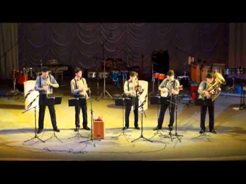 квинтет Liberty-Dallas Blues  видео-Егор Ротарь
