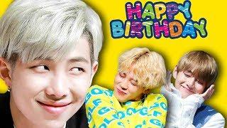 2018 Happy Birthday KIM NAMJOON BTS (방탄소년단 / 防弾少年团) 2018 ...