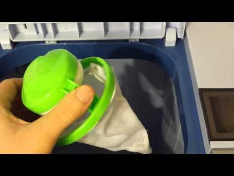 Panda PAN30 Portable Washing Machine Review