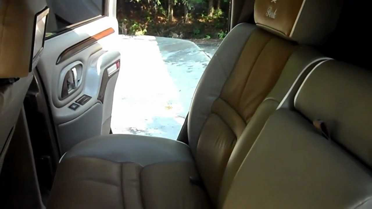 hight resolution of cadillac escalade custom interior