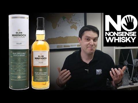 ALDI Whisky Glen Marnoch Islay   No Nonsense Whisky #125