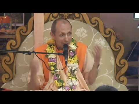 Шримад Бхагаватам 4.24.1-3 - Бхакти Ананта Кришна Госвами