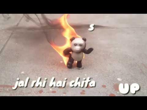 WhatsApp StatuS ft. Bahubali - Jal Rahi Hai Chita