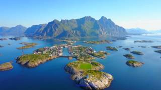 Lofoten 4k - Spectacular Norway