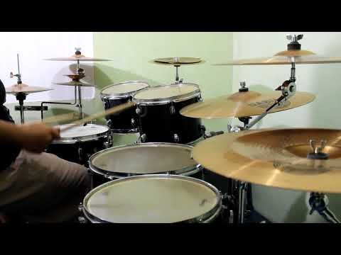Oasis - Don't Look Back In Anger (Drum Cover By Fakhri)