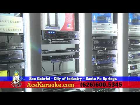 Ace Karaoke Vietnamese Commercial