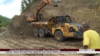 COCHRANE ROAD RECEIVES $11.2 MILLION UPGRADE