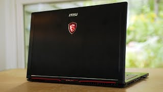 MSI GS63VR Stealth Pro (GTX 1070) Review - So Thin But So Powerful Gaming Laptop!