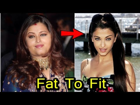 Thumbnail: Top 10 Bollywood Actress Who Went Fat to Fit | 2017