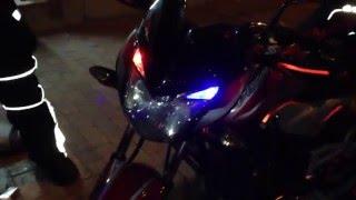 Luz LED 2500 Lumens y cocuyos LED multifunción Discover 125