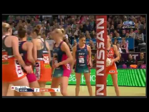 Suncorp Super Netball-Melbourne Vixens W vs.GWS Giants W -AUSTRALIA -Play Offs-Semi final