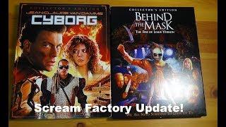 May 2018 Scream Factory Blu-Ray Update