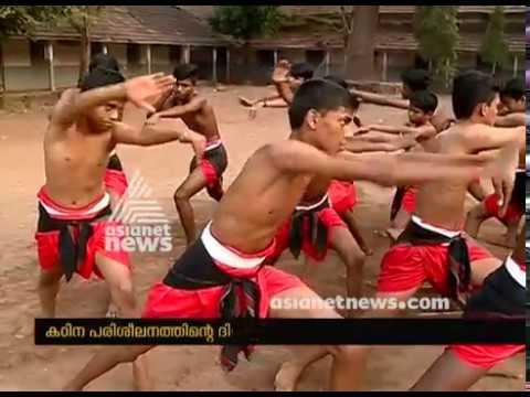 പൂരക്കളി പെരുമയില് കണ്ണൂര് കരിവെള്ളൂര് ഹൈസ്ക്കൂള്| Kerala School Kalolsavam 2018