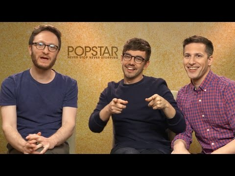 The Lonely Island Talk Getting Nude For 'Popstar' Mp3